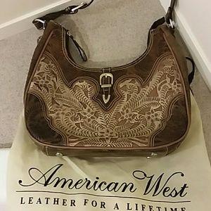 NWOT American West purse